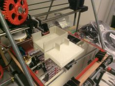 Fabrication of the sniffer's enclosures (3d printing)